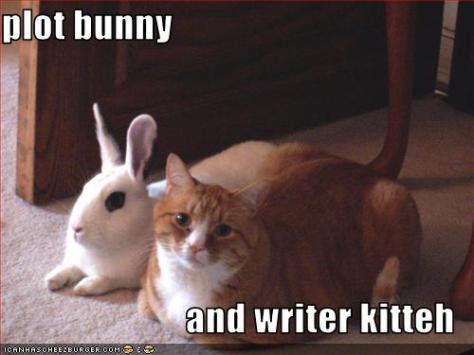 Plot Bunny writer Kitteh