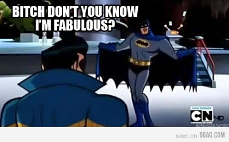 Ooh, compliments for me? Why thank you, I'll take that with a grandios dash of YES I'm amazing :D